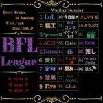 【荒野行動】1月度 BFL Day3