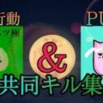 【荒野行動】【PUBG】ソルトさんと共同キル集&顔だし?【キル集】