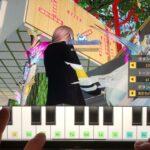 【荒野行動】マイトピアのピアノでとなりのトトロ弾いてみた! #手元動画 【ピアノ】