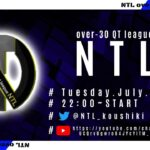【荒野行動】7月度 NTL Day2【大会実況】