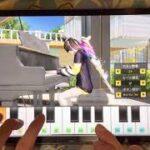 【荒野行動ピアノ】きかんしゃトーマス テーマ曲 弾いてみた!【マイトピア】
