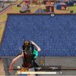 【荒野行動】高級の屋根に大ジャンプするグリッチ紹介。CraJAP愛用