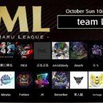 """【荒野行動】10月度  """"PML""""《Day3》実況!!【遅延あり】"""